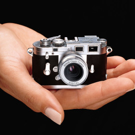 Väga vana objektiiv F150 Minox